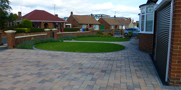 Use Kevin Tilmouth Garden Design & Property Maintenance in Blyth